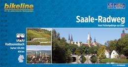 Bikeline Saale-Radweg | fietsgids 9783850004725  Esterbauer Bikeline  Fietsgidsen Thüringen, Weimar, Rennsteig