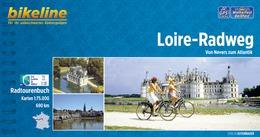 Bikeline Loire-Radweg | fietsgids 9783850006309  Esterbauer Bikeline  Fietsgidsen, Meerdaagse fietsvakanties Loire & Centre