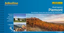 Bikeline Piemont | fietsgids | fietsgids 9783850006668  Esterbauer Bikeline  Fietsgidsen, Meerdaagse fietsvakanties Turijn, Piemonte