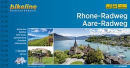 Bikeline Rhone-Radweg, Aare-Radweg | fietsgids 9783850006866  Esterbauer Bikeline  Fietsgidsen Zwitserland