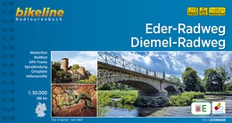Bikeline Eder-Radweg,  Diemel-Radweg | fietsgids 9783850006958  Esterbauer Bikeline  Fietsgidsen Hessen