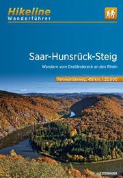 Saar-Hunsrück-Steig | Hikeline Wanderführer (wandelgids) 9783850007061  Esterbauer Hikeline wandelgidsen  Meerdaagse wandelroutes, Wandelgidsen Saarland, Hunsrück