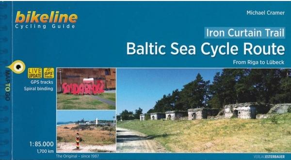 Bikeline Iron Curtain Trail | fietsgids 9783850007306  Esterbauer Bikeline  Fietsgidsen, Meerdaagse fietsvakanties Baltische Staten en Kaliningrad, Europa