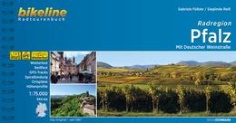 Bikeline Pfalz, Radregion | fietsgids 9783850007412  Esterbauer Bikeline  Fietsgidsen Pfalz, Deutsche Weinstrasse, Rheinhessen