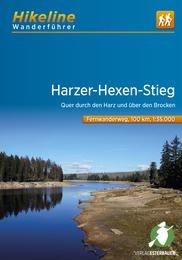 Harzer-Hexen-Stieg | Hikeline Wanderführer (wandelgids) 9783850007481  Esterbauer Hikeline wandelgidsen  Meerdaagse wandelroutes, Wandelgidsen Harz