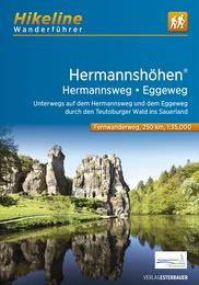 Hermannshöhen | Hikeline Wanderführer (wandelgids) 9783850007672  Esterbauer Hikeline wandelgidsen  Meerdaagse wandelroutes, Wandelgidsen Teutoburger Woud & Ostwestfalen