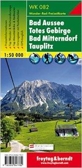 WK-082  Totes Gebirge,Windischgarsten,Tauplitz 9783850847780  Freytag & Berndt WK 1:50.000  Wandelkaarten Salzburg, Karinthië, Tauern, Stiermarken