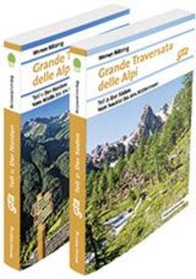Grande Traversata delle Alpi (GTA), Teil 1 & Teil 2 9783858696823 Werner Bätzing Rotpunkt Verlag, Zürich   Wandelgidsen Turijn, Piemonte