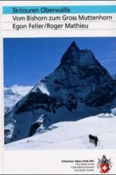 Skitouren Oberwallis 9783859022119  Schweizerische Alpen Club (SAC) SAC Skitourenführer  Wintersport Wallis
