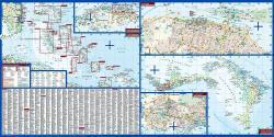 Bahamas 1:500.000 9783866095281  Berndtson / Borch   Landkaarten en wegenkaarten Overig Caribisch gebied