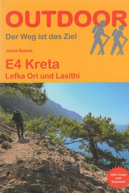 Trans Kreta - E4 | wandelgids (Duitstalig) 9783866860889 Wahlen Conrad Stein Verlag Outdoor - Der Weg ist das Ziel  Meerdaagse wandelroutes, Wandelgidsen Kreta