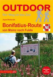 Bonifatius-Route | wandelgids (Duitstalig) 9783866863095  Conrad Stein Verlag Outdoor - Der Weg ist das Ziel  Meerdaagse wandelroutes, Wandelgidsen Frankfurt, Taunus, Rheingau