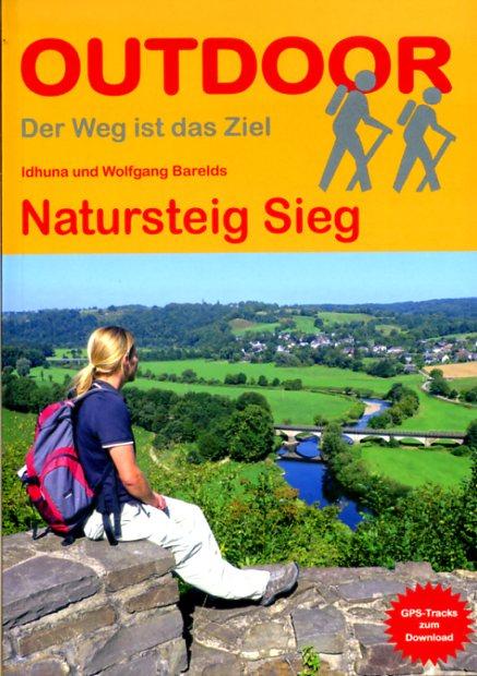 Natursteig Sieg | wandelgids (Duitstalig) 9783866863460  Conrad Stein Verlag Outdoor - Der Weg ist das Ziel  Meerdaagse wandelroutes, Wandelgidsen Düsseldorf, Wuppertal & Bergisches Land