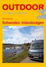 Schweden: Inlandsvägen 9783866863897  Conrad Stein Verlag Outdoor - Der Weg ist das Ziel  Reisgidsen Zweden