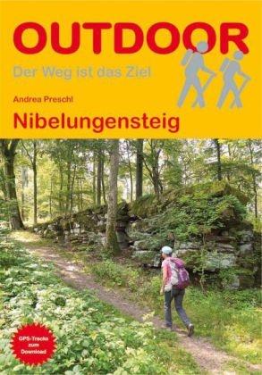 Nibelungensteig | wandelgids (Duitstalig) 9783866864146  Conrad Stein Verlag Outdoor - Der Weg ist das Ziel  Meerdaagse wandelroutes, Wandelgidsen Heidelberg, Kraichgau, Stuttgart, Neckar, Odenwald, Spessart en Rhön