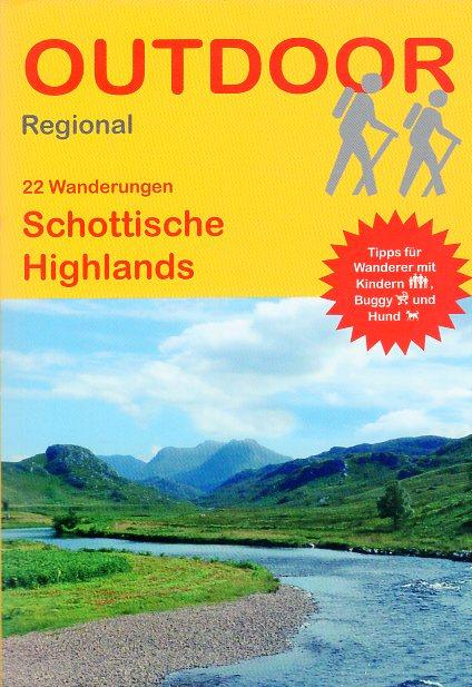 Schottische Highlands | wandelgids (Duitstalig) 9783866864153 Doris Dietrich Conrad Stein Verlag Outdoor - Der Weg ist das Ziel  Wandelgidsen de Schotse Hooglanden (ten noorden van Glasgow / Edinburgh)