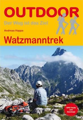 Watzmanntrek | wandelgids (Duitstalig) 9783866864320  Conrad Stein Verlag Outdoor - Der Weg ist das Ziel  Meerdaagse wandelroutes, Wandelgidsen Beierse Alpen