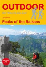 Peaks of the Balkans | wandelgids (Duitstalig) 9783866864658  Conrad Stein Verlag Outdoor - Der Weg ist das Ziel  Meerdaagse wandelroutes, Wandelgidsen Balkan