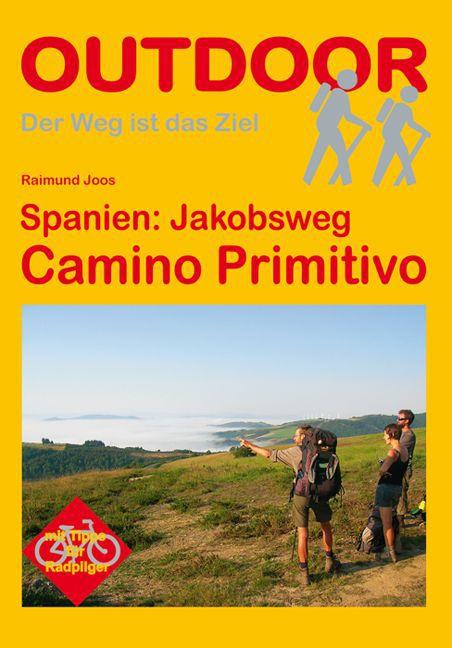 Jakobsweg Camino Primitivo | wandelgids Jacobsroute 9783866864825  Conrad Stein Verlag Outdoor - Der Weg ist das Ziel  Santiago de Compostela, Wandelgidsen Santiago de Compostela