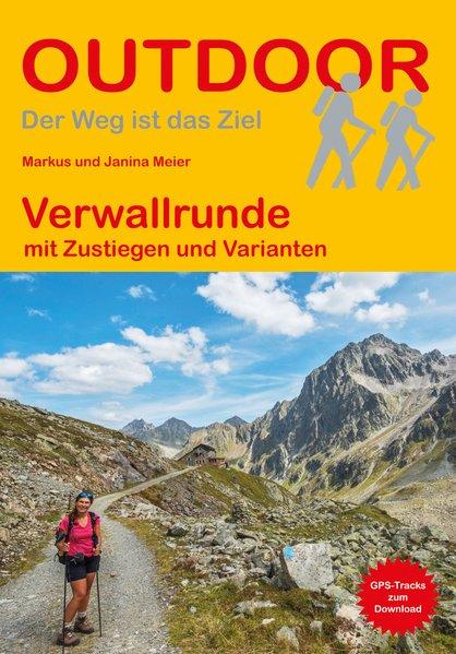 Verwallrunde | wandelgids (Duitstalig) 9783866865280  Conrad Stein Verlag Outdoor - Der Weg ist das Ziel  Meerdaagse wandelroutes, Wandelgidsen Tirol & Vorarlberg