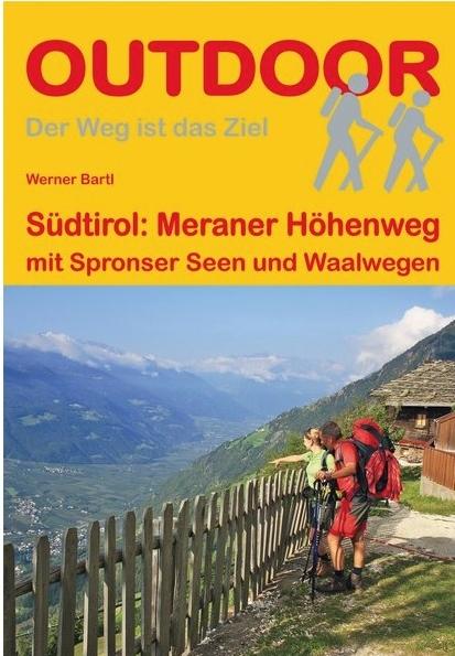 Meraner Höhenweg | wandelgids (Duitstalig) 9783866865372  Conrad Stein Verlag Outdoor - Der Weg ist das Ziel  Meerdaagse wandelroutes, Wandelgidsen Zuid-Tirol, Dolomieten