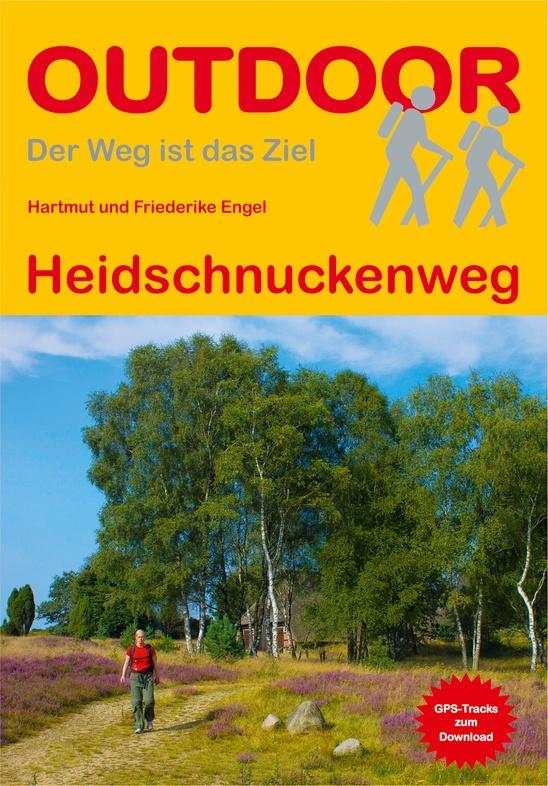 Heidschnuckenweg | wandelgids (Duitstalig) 9783866865624  Conrad Stein Verlag Outdoor - Der Weg ist das Ziel  Meerdaagse wandelroutes, Wandelgidsen Lüneburger Heide, Hannover, Weserbergland