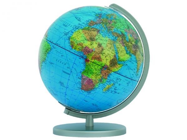 wereldbol 403011  Duplex Globe 30cm 9783871290084  Columbus Globes / Wereldbollen  Globes Wereld als geheel