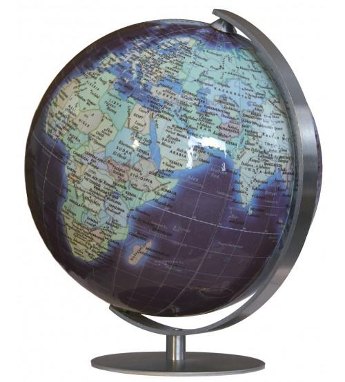 Columbus: Wereldbol - mini Globe 43 Duo Azzurro (501588) 9783871291630  Columbus Globes / Wereldbollen  Cadeau-artikelen, Globes Wereld als geheel