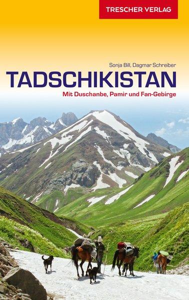 Tadschikistan (reisgids Tadzjikistan) 9783897944343  Trescher Verlag   Reisgidsen Centraal-Aziatische republieken (Kazachstan, Uzbekistan, Turkmenistan, Kyrgysztan, Tadjikistan)