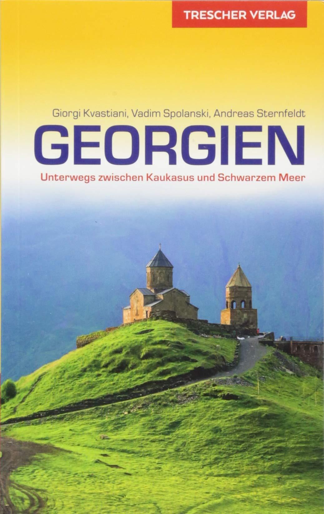 Georgien | reisgids 9783897944664  Trescher Verlag   Reisgidsen Georgië