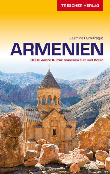Armenien | reisgids 9783897944725 Jasmine Dum-Tragut Trescher Verlag   Reisgidsen Armenië