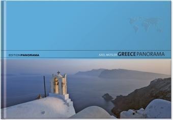 Greece 9783898233385  Ed. Panorama Bibliothek   Fotoboeken Griekenland