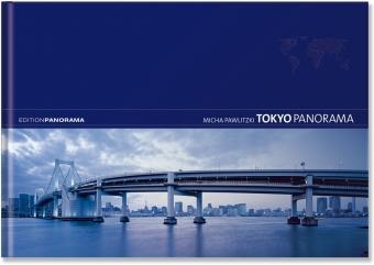 Tokyo Panorama 9783898234122  Ed. Panorama Bibliothek   Fotoboeken Japan