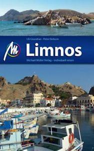 Limnos (Lemnos) | reisgids 9783899538434  Michael Müller Verlag   Reisgidsen Egeïsche Eilanden