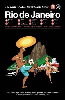 The Monocle Travel Guide to Rio de Janeiro | reisgids 9783899556346  Gestalten   Reisgidsen Brazilië