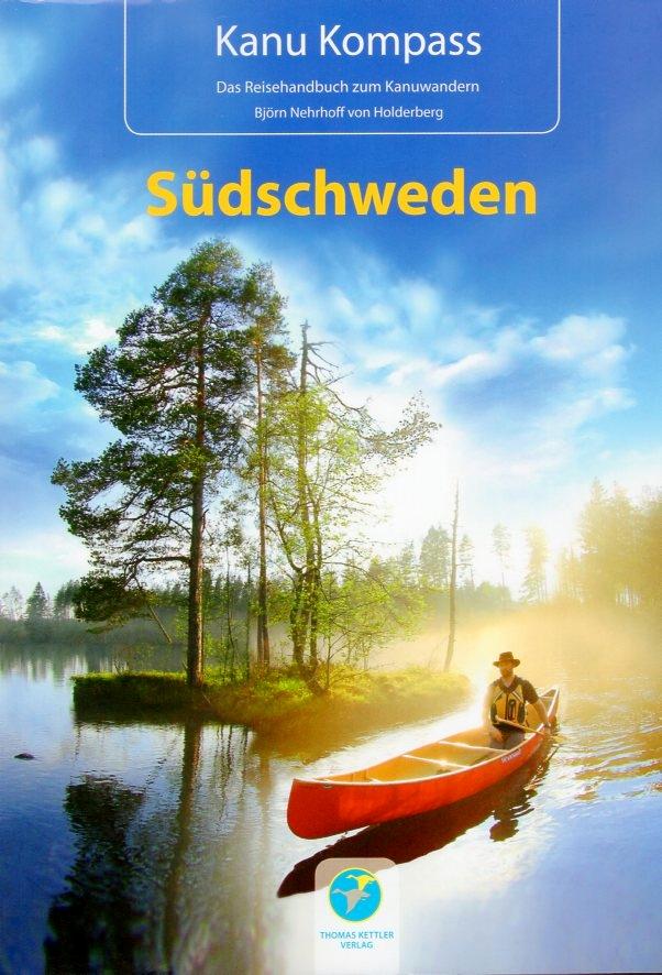 Outdoor Kompass Südschweden 9783934014183  Thomas Kettler Kanu Kompass  Watersportboeken Zuid-Zweden