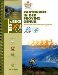 Radtouren in der Provinz Genua 9783936990232  Galli Verlag   Fietsgidsen Genua, Ligurië