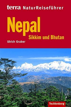 Terra Reiseführer Natur: Nepal, Sikkim und Bhutan 9783939172222  Tecklenborg   Natuurgidsen Himalaya