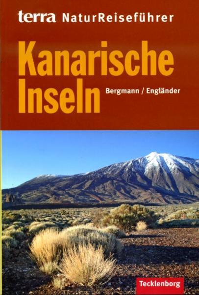 Terra Reiseführer Natur: Kanarische Inseln 9783939172376  Tecklenborg   Natuurgidsen Canarische Eilanden