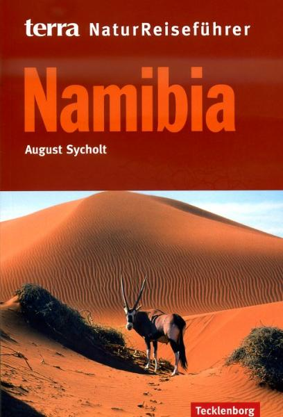 Terra Reiseführer Natur: Namibia 9783939172901  Tecklenborg   Natuurgidsen Botswana, Namibië