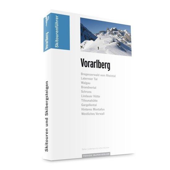 Skitourenführer Vorarlberg 9783956110658  Panico Verlag Panico Skitourenführer  Wintersport Tirol & Vorarlberg