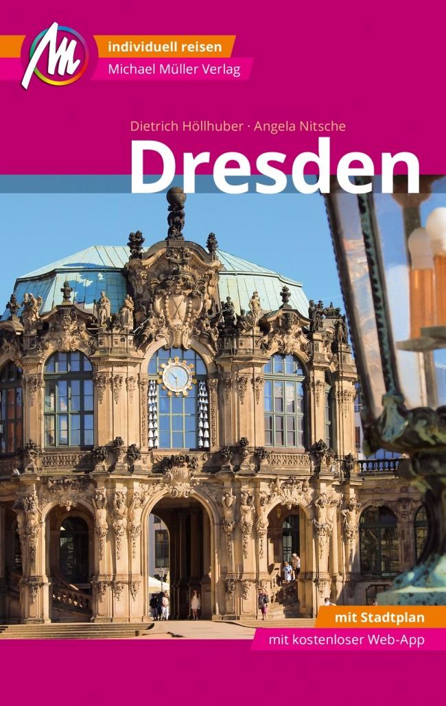 Dresden, MM-City | reisgids 9783956541063  Michael Müller Verlag MM-City  Reisgidsen Dresden