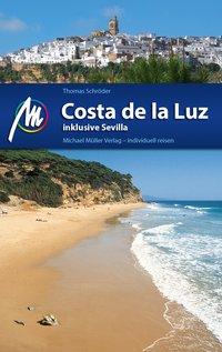 Costa de la Luz | reisgids 9783956544583  Michael Müller Verlag   Reisgidsen Andalusië
