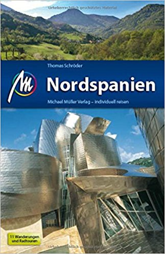 Nordspanien | reisgids Noord-Spanje 9783956544705  Michael Müller Verlag   Reisgidsen Noordwest-Spanje
