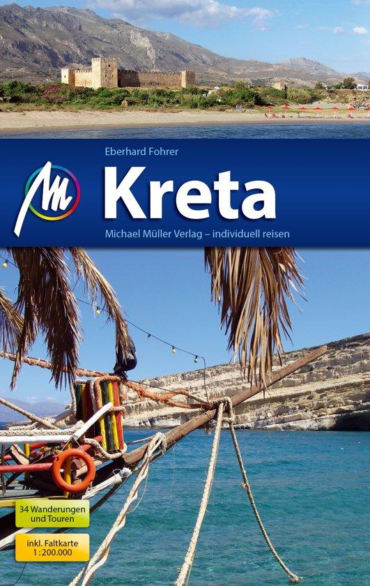 Kreta | reisgids 9783956545375 Fohrer Michael Müller Verlag   Reisgidsen Kreta