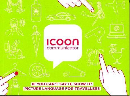 Global picture dictionary - communicator 9783980965545  ICOON   Taalgidsen en Woordenboeken Wereld als geheel