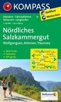KP-18 Nördliches Salzkammergut | Kompass wandelkaart 9783990440742  Kompass Wandelkaarten Kompass Oostenrijk  Wandelkaarten Salzburg, Karinthië, Tauern, Stiermarken