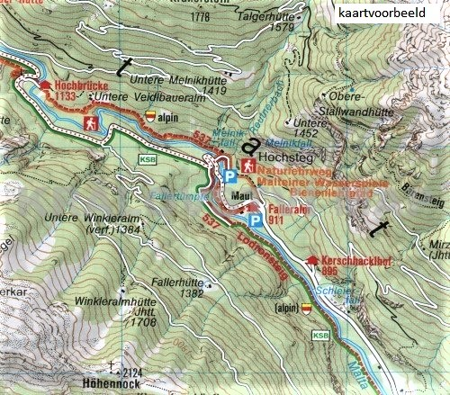 KP-41 Silvretta en Verwallgruppe | Kompass wandelkaart 9783990444962  Kompass Wandelkaarten Kompass Oostenrijk  Wandelkaarten Tirol & Vorarlberg