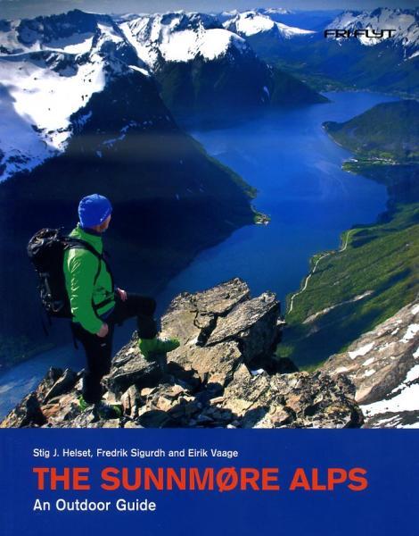The Sunnmore Alps 9788293090069  Fri Flyt   Reisgidsen Noorwegen boven de Sognefjord