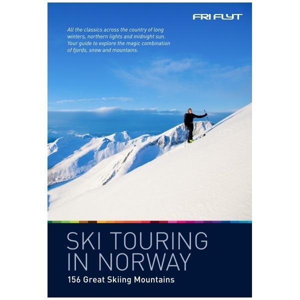 Ski Touring in Norway 9788293090311  Fri Flyt   Wintersport Noorwegen